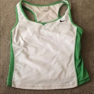 {Nike} sport dri fit tank top